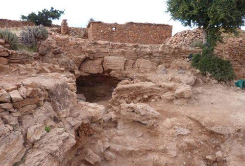 Fig. 2. Zone 5. Secteur Grotte 1.