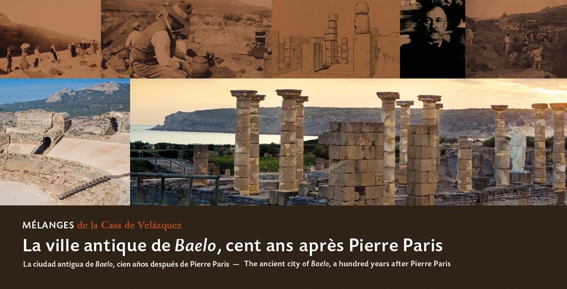 La ville antique de Baelo, cent ans après Pierre Paris