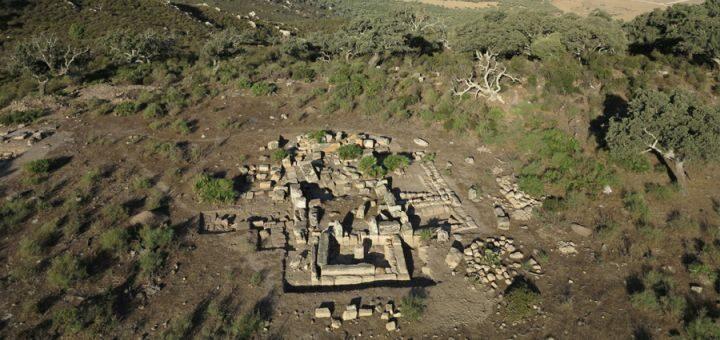El oppidum de Bailo-La Silla del Papa